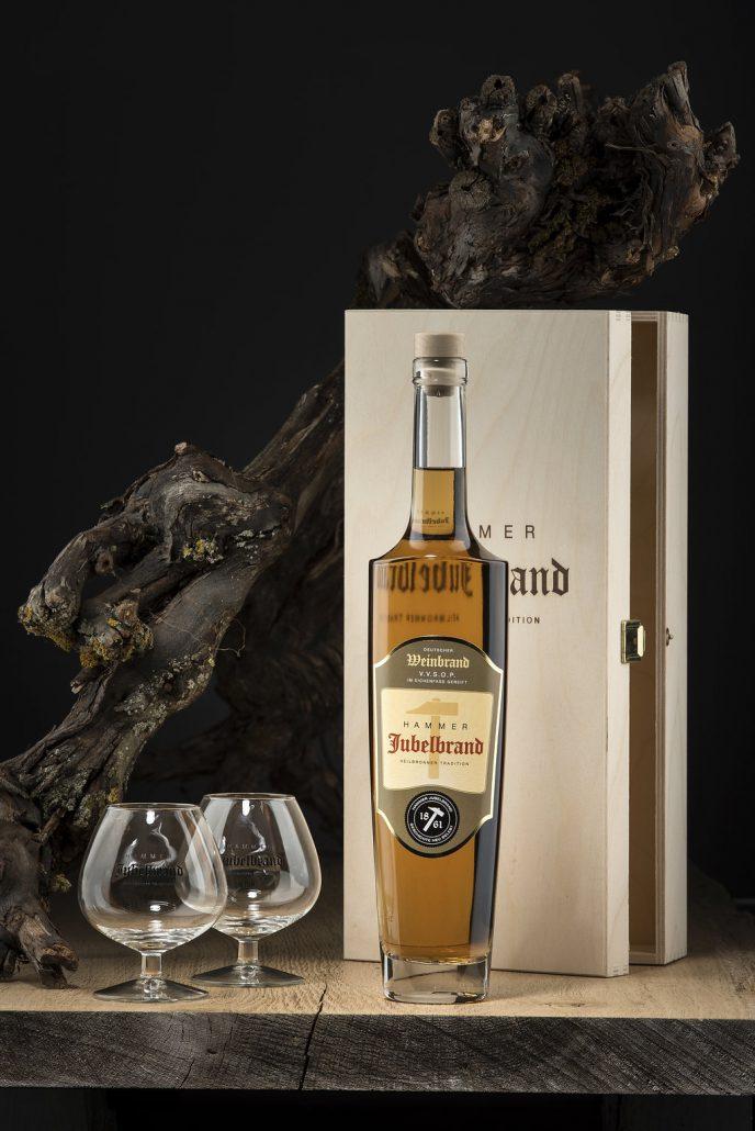 Alte Heilbronner Traditionsmarke Hammer Jubelbrand